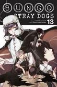 Cover-Bild zu Kafka Asagiri: Bungo Stray Dogs, Vol. 13