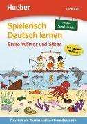 Cover-Bild zu Spielerisch Deutsch lernen - neue Geschichten - Erste Wörter und Sätze - Vorschule von Zülsdorf, Kerstin
