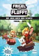 Cover-Bild zu Frigiel: Frigel und Fluffy: Die Jagd nach dem Schatz