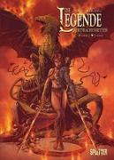 Cover-Bild zu Ange: Die Legende der Drachenritter 01 - Jaïna