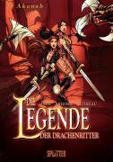 Cover-Bild zu Ange: Die Legende der Drachenritter 02 - Akanah