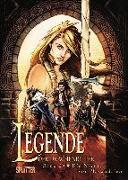 Cover-Bild zu Ange: Die Legende der Drachenritter 24. Die Nächte von Haxandrien