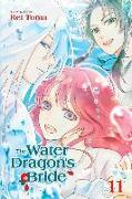 Cover-Bild zu Rei Toma: The Water Dragon's Bride, Vol. 11
