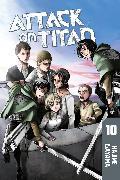 Cover-Bild zu Isayama, Hajime: Attack on Titan 10