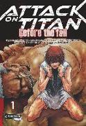 Cover-Bild zu Isayama, Hajime: Attack on Titan - Before the Fall, Band 01