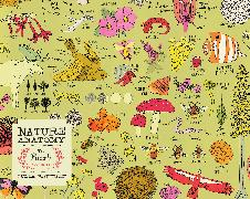 Cover-Bild zu Rothman, Julia: Nature Anatomy: The Puzzle (500 pieces)