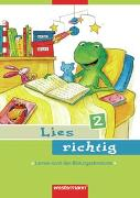 Cover-Bild zu Lies richtig / Lies richtig - Ausgabe 2008
