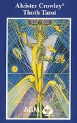 Cover-Bild zu Original Aleister Crowley Thoth Tarot Pocket von Crowley, Aleister