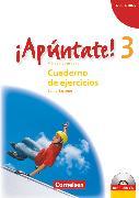 Cover-Bild zu ¡Apúntate!, 2. Fremdsprache, Ausgabe 2008, Band 3, Cuaderno de ejercicios - Lehrerfassung inkl. CD von Kolacki, Heike