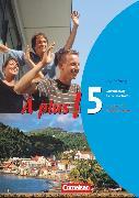 Cover-Bild zu À plus !, Ausgabe 2004, Band 5 (cycle long), Carnet d'activités mit CD-ROM - Lehrerfassung von Mann-Grabowski, Catherine