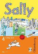 Cover-Bild zu Sally, Englisch ab Klasse 1 - Ausgabe D für alle Bundesländer außer Nordrhein-Westfalen - 2008, 4. Schuljahr, Activity Book mit Audio-CD
