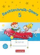 Cover-Bild zu Rechtschreib-Stars, Ausgabe 2008, 5. Schuljahr, Übungsheft, Mit Lösungen von Duscher, Sandra