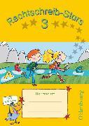 Cover-Bild zu Rechtschreib-Stars, Ausgabe 2008, 3. Schuljahr, Übungsheft, Mit Lösungen von Duscher, Sandra