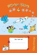 Cover-Bild zu Wörter-Stars, 4. Schuljahr, Übungsheft, Mit Lösungen von Duscher, Sandra
