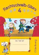 Cover-Bild zu Rechtschreib-Stars, Ausgabe 2008, 4. Schuljahr, Übungsheft, Mit Lösungen von Duscher, Sandra