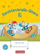 Cover-Bild zu Rechtschreib-Stars, Ausgabe 2008, 6. Schuljahr, Übungsheft, Mit Lösungen von Duscher, Sandra