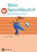 Cover-Bild zu Mein Sprachbuch, Ausgabe Bayern, 4. Jahrgangsstufe, Freiarbeitsmaterialien von Duscher, Sandra