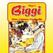 Cover-Bild zu Fohrmann, Petra: Biggi, Folge 4: Flirten, Schmusen, Cha-Cha-Cha (Audio Download)