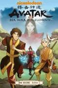 Cover-Bild zu Yang, Gene Luen: Avatar: Der Herr der Elemente 05