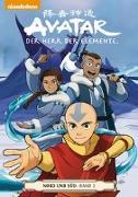 Cover-Bild zu Yang, Gene Luen: Avatar: Der Herr der Elemente Comicband 14