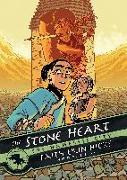 Cover-Bild zu Hicks, Faith Erin: The Nameless City: The Stone Heart