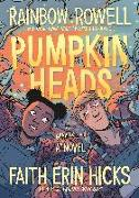 Cover-Bild zu Hicks, Faith Erin (Illustr.): Pumpkinheads