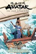 Cover-Bild zu Hicks, Faith Erin: Avatar: The Last Airbender--Katara and the Pirate's Silver
