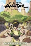 Cover-Bild zu Hicks, Faith Erin: Avatar: The Last Airbender - Toph Beifong's Metalbending Academy