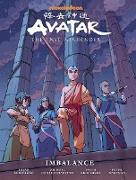 Cover-Bild zu Hicks, Faith Erin: Avatar: The Last Airbender--Imbalance Library Edition