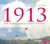 Cover-Bild zu 1913 von Illies, Florian