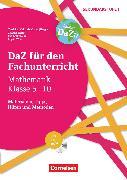 Cover-Bild zu DaZ für den Fachunterricht der Sekundarstufe I, Mathematik Klasse 5-10, Materialien, Tipps, Hilfen und Methoden, Kopiervorlagen mit CD-ROM von Handt, Claudia
