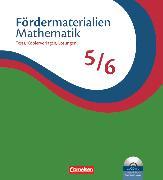 Cover-Bild zu Fördermaterialien Mathematik, Sekundarstufe I, 5./6. Schuljahr, Tests, Kopiervorlagen mit Lösungsblättern und CD-ROM, Im Ordner
