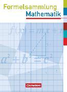 Cover-Bild zu Formelsammlungen Sekundarstufe I, Westliche Bundesländer (außer Bayern), Formelsammlung mit Prüfungseinleger Mathematik von Köcher, Dirk