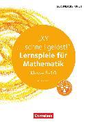 Cover-Bild zu Lernen im Spiel Sekundarstufe I, Mathematik, XY ... schnell gelöst!, Lernspiele für Mathematik Klasse 5-10, Kopiervorlagen von John, Ricardo