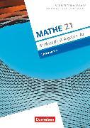 Cover-Bild zu Mathe 21, Sekundarstufe I/Oberstufe, Arithmetik und Algebra, Band 1, Lernspuren, Arbeitsheft A von Jenzer, Andreas