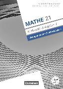 Cover-Bild zu Mathe 21, Sekundarstufe I/Oberstufe, Arithmetik und Algebra, Band 1, Lösungen zum Schülerbuch von Jenzer, Andreas
