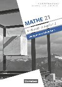 Cover-Bild zu Mathe 21, Sekundarstufe I/Oberstufe, Arithmetik und Algebra, Band 2, Lösungen zum Schülerbuch von Jenzer, Andreas