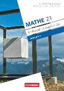 Cover-Bild zu Mathe 21, Sekundarstufe I/Oberstufe, Arithmetik und Algebra, Band 2, Lernspuren, Arbeitsheft A von Jenzer, Andreas