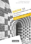 Cover-Bild zu Mathe 21, Sekundarstufe I/Oberstufe, Geometrie, Band 1, Lösungen zum Schülerbuch von Girnat, Boris