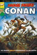 Cover-Bild zu Thomas, Roy: Savage Sword of Conan: Classic Collection