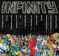 Cover-Bild zu Starlin, Jim: Infinity Gauntlet Box Set Slipcase