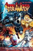 Cover-Bild zu Starlin, Jim: Stormwatch Vol. 4: Reset (The New 52)