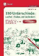 Cover-Bild zu 330 Unterschiede: suchen, finden, weiterdenken von Zwingli, Samuel