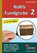 Cover-Bild zu Kohls Fundgrube 2 (3.-5. Schuljahr) (eBook) von Zwingli, Samuel
