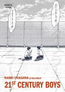 Cover-Bild zu Urasawa, Naoki: 21st Century Boys: Ultimative Edition