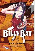Cover-Bild zu Urasawa, Naoki: Billy Bat, Band 07