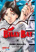 Cover-Bild zu Urasawa, Naoki: Billy Bat 17