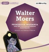 Cover-Bild zu Moers, Walter: Prinzessin Insomnia & der alptraumfarbene Nachtmahr