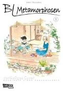 Cover-Bild zu Tsurutani, Kaori: BL Metamorphosen - Geheimnis einer Freundschaft 1