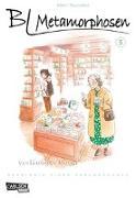 Cover-Bild zu Tsurutani, Kaori: BL Metamorphosen - Geheimnis einer Freundschaft 3